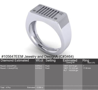 Jeep Auto Cad Ring